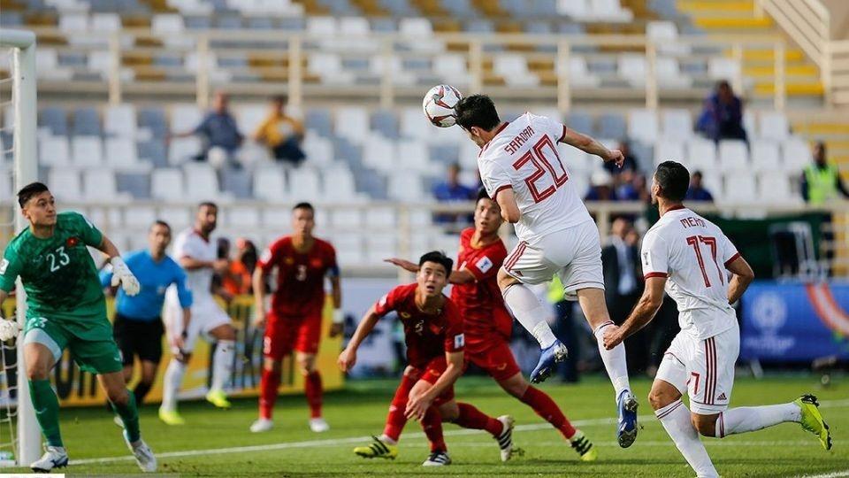 Sardar Azmoun,  doi tuyen Iran,  doi tuyen Viet Nam,  Asian Cup anh 1