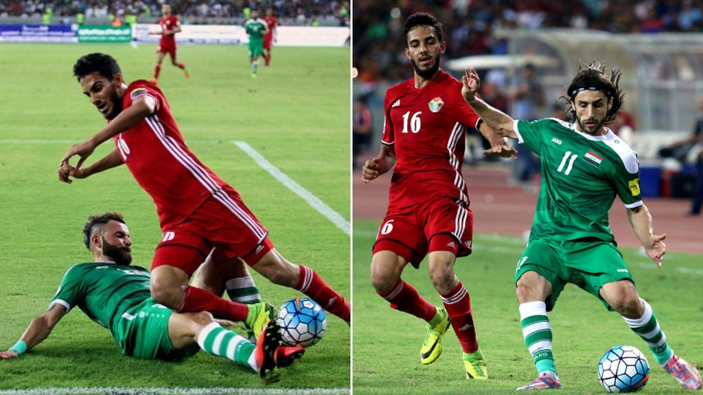Musa Al-Taamari,  doi tuyen Jordan,  Asian Cup,  doi tuyen Viet Nam anh 2