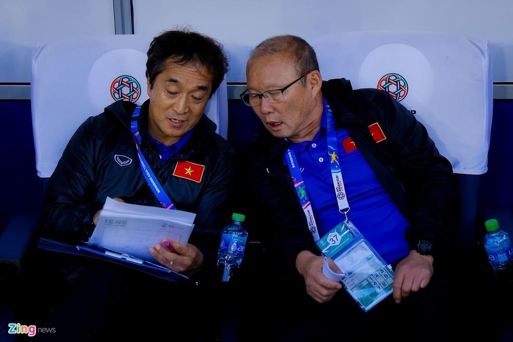 Bao Han Quoc: Asian Cup cho thay 'ma thuat' cua HLV Park Hang-seo hinh anh 1