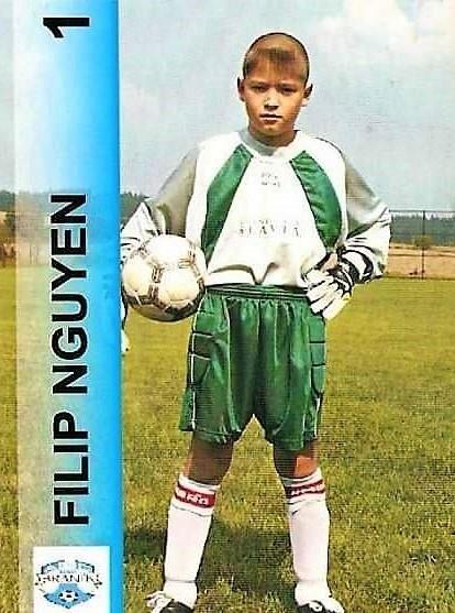 Filip Nguyen,  doi tuyen Viet Nam,  Park Hang-seo anh 1