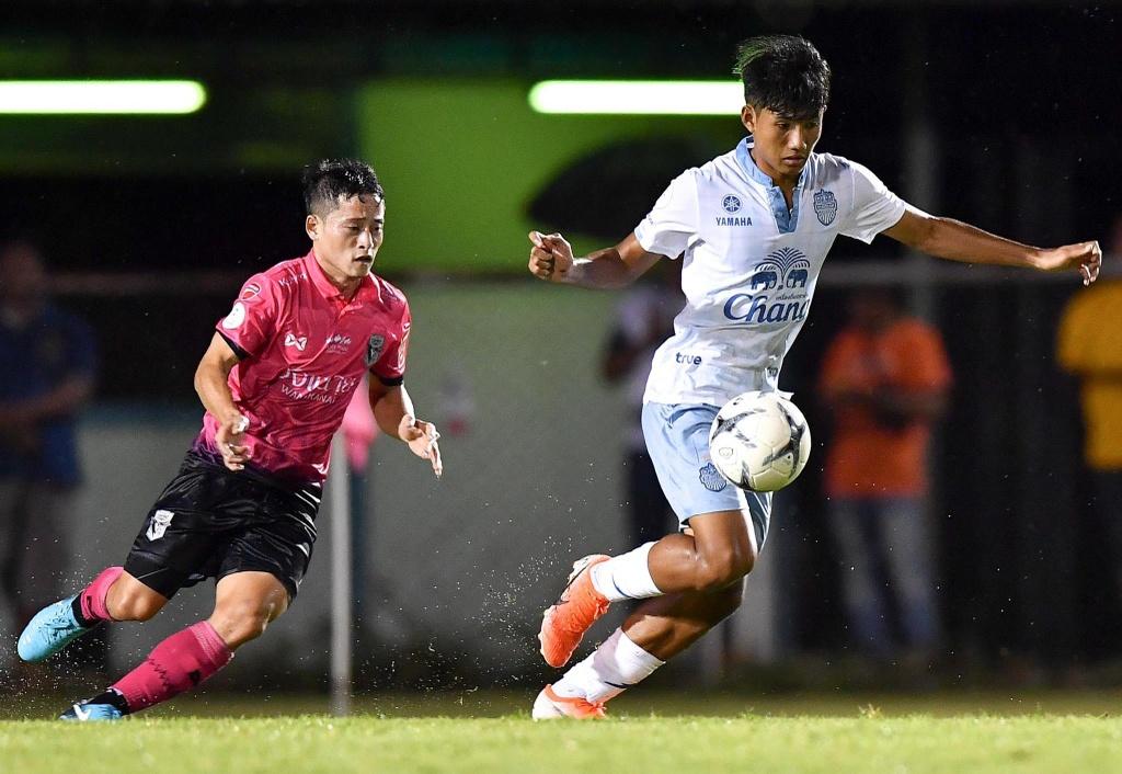 Luong Xuan Truong,  Buriram United,  doi tuyen Viet Nam,  King's Cup anh 5