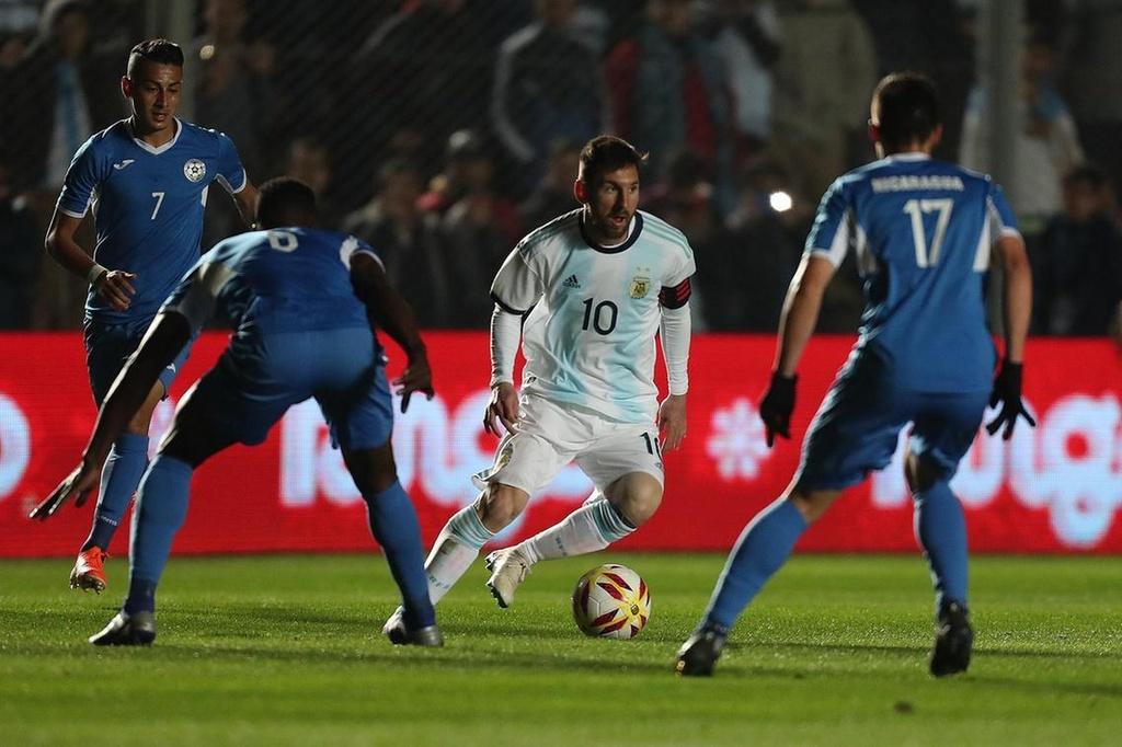 Su menh de nang len vai Lionel Messi o Copa America hinh anh 3
