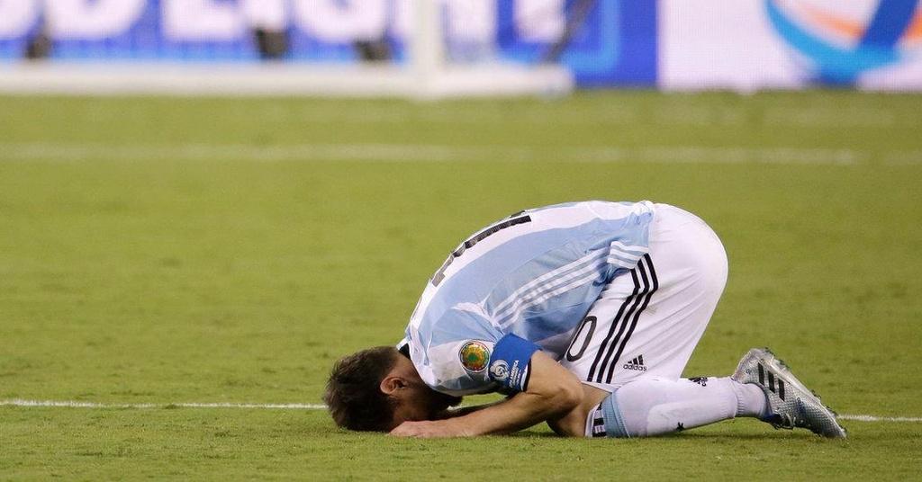 Su menh de nang len vai Lionel Messi o Copa America hinh anh 2