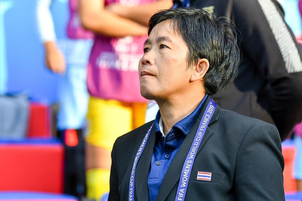 HLV Nualphan Lamsam,  doi tuyen nu Thai Lan,  World Cup nu 2019,  doi tuyen nu Chile anh 6