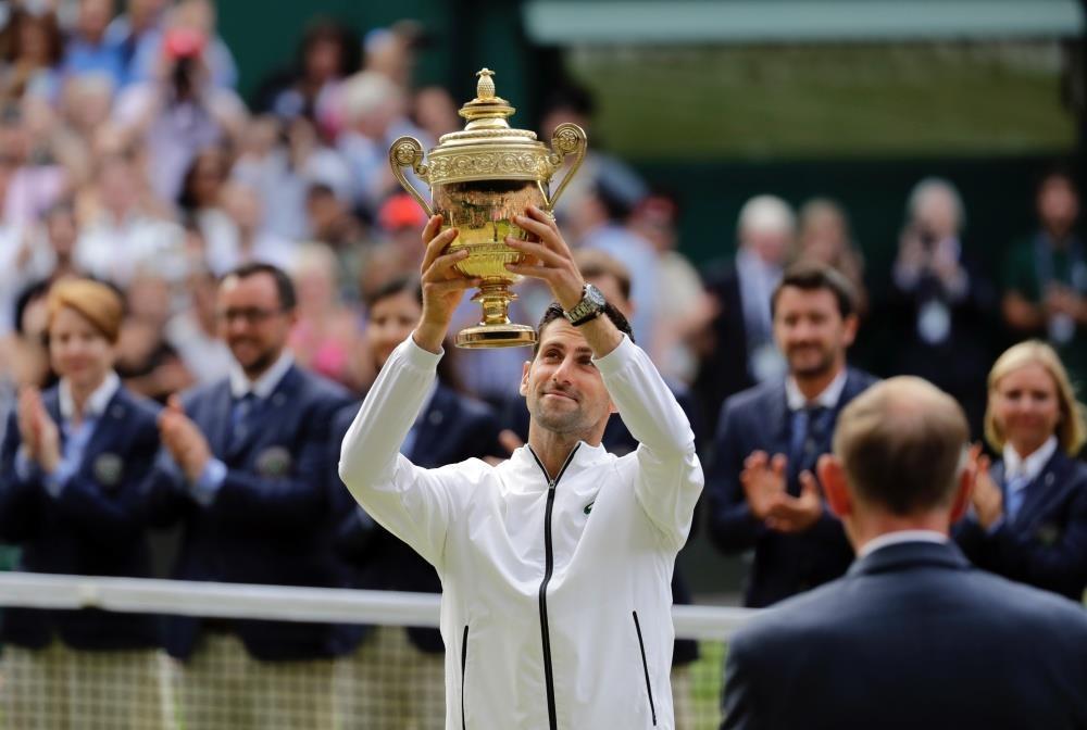 Djokovic - nha vo dich cung dau chong lai su vi dai cua Federer hinh anh 1