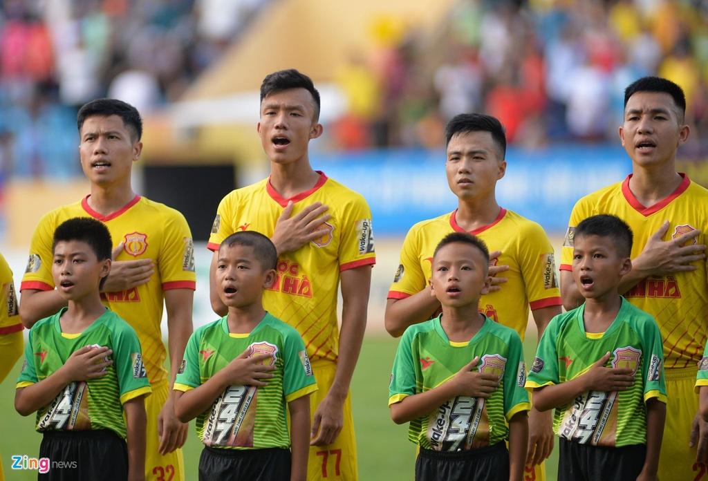 Diogo Pereira,  Gustavo Almeida dos Santos,  Paul Pogba,  Gordon Rimario,  Dinh Van Truong,  Pham Van Hoi,  CLB Nam Dinh,  CLB Thanh Hoa,  V.League anh 1