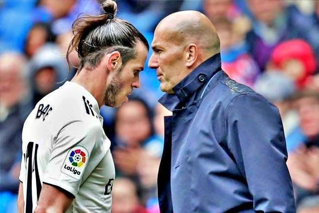 Bale mau thuan voi Zidane anh 1