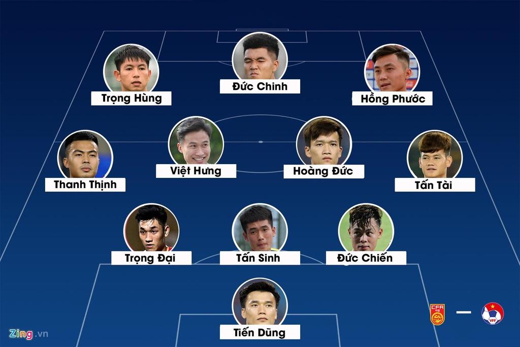 U22 Viet Nam vs Trung Quoc - ngay ong Park gap lai Hiddink hinh anh 3