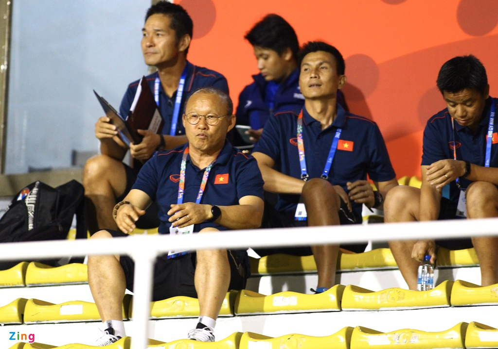 Thay Park den san co vu tuyen nu Viet Nam gap Thai Lan o chung ket hinh anh 1