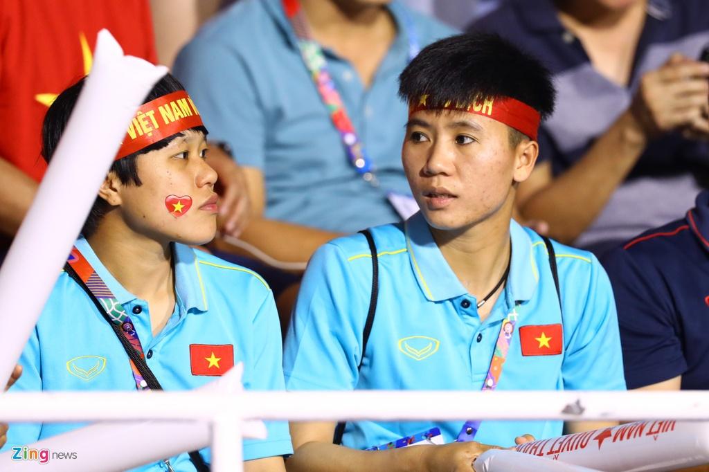 Tuyen nu den co vu U22 Viet Nam gap Indonesia o chung ket hinh anh 2