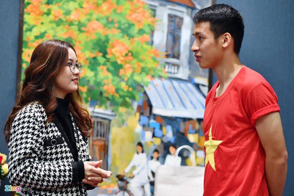 Hung Dung, Hoang Duc chia se ve ke hoach thi dau nam 2020 hinh anh 4