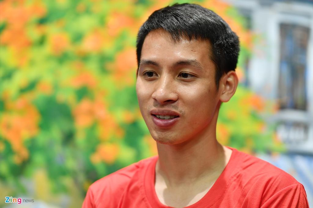 Hung Dung, Hoang Duc chia se ve ke hoach thi dau nam 2020 hinh anh 2