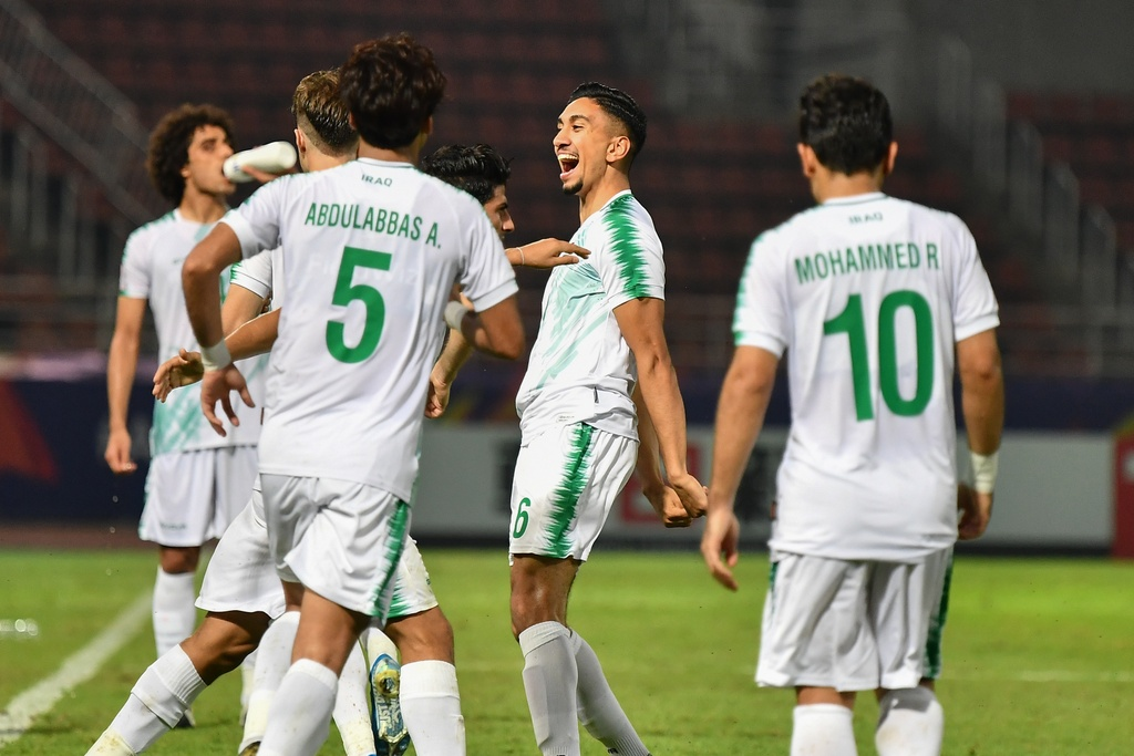 U23 Bahrain mang ve loi the cho Thai Lan sau tran hoa Iraq hinh anh 3 3.jpg