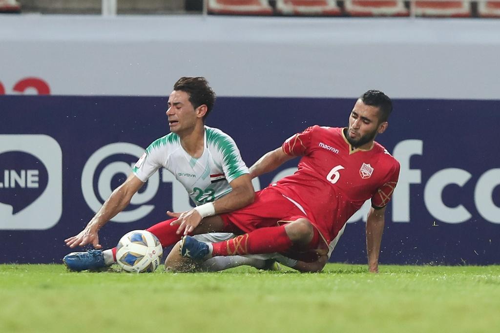 U23 Bahrain mang ve loi the cho Thai Lan sau tran hoa Iraq hinh anh 1 9.jpg