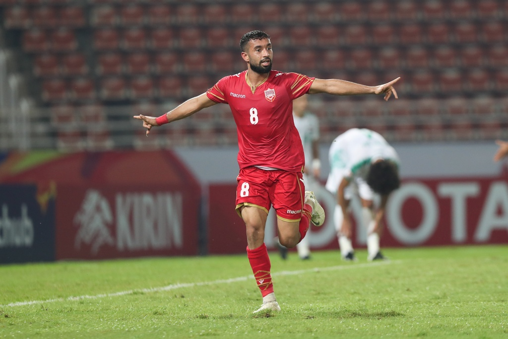 U23 Bahrain mang ve loi the cho Thai Lan sau tran hoa Iraq hinh anh 4 AFC_U_23_CHAMPIONSHIP_2020_Match.jpg
