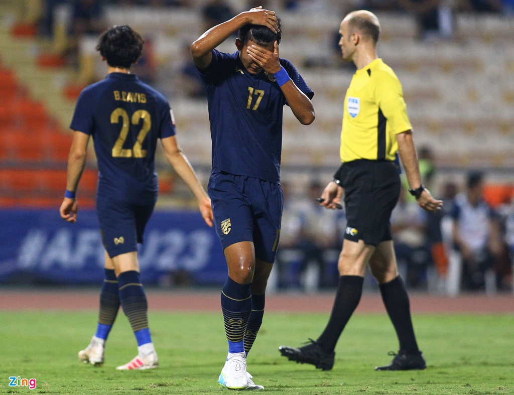 HLV Nishino dua Thai Lan lan dau vao tu ket U23 chau A hinh anh 7 21c08246702f8871d13e_zing.jpg