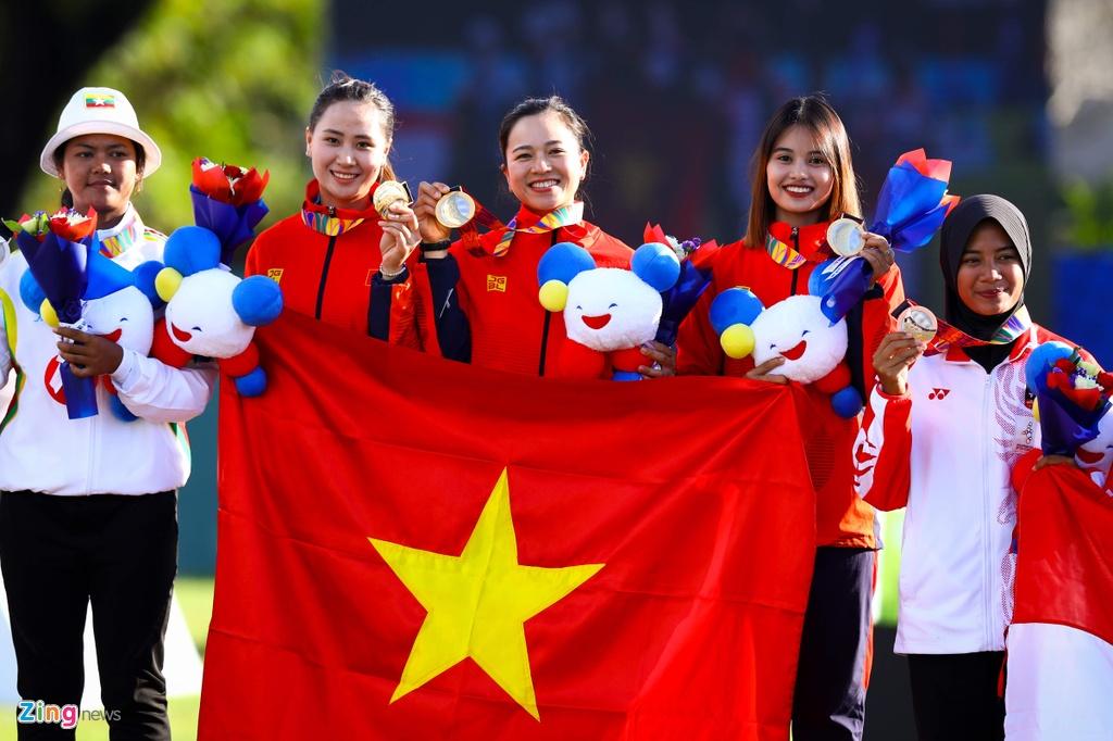 Cung thu Loc Thi Dao: 'Sau SEA Games toi moi nhan loi yeu ban trai' hinh anh 2 locthidao_zing_1.jpg