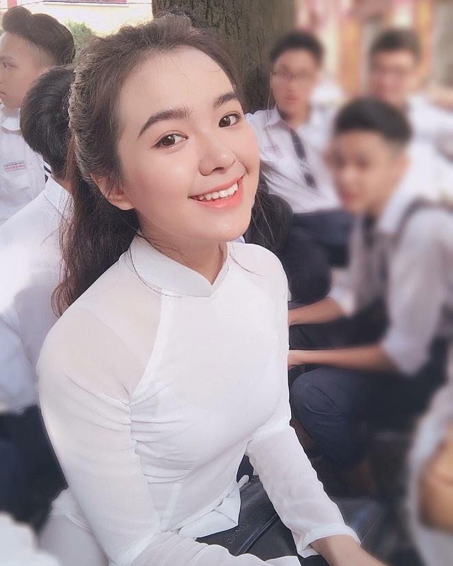 Nhan sac cua nu sinh Tran Phu mang 3 dong mau Thai - Viet - Trung hinh anh 2