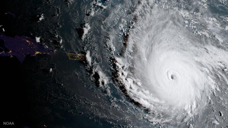 Sieu bao Irma manh nhat trong 30 nam, sap tan cong nuoc My hinh anh 1
