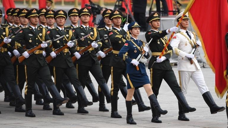 Trung Quoc don Trump bang nghi le dac biet nhat trong gan 70 nam hinh anh 3