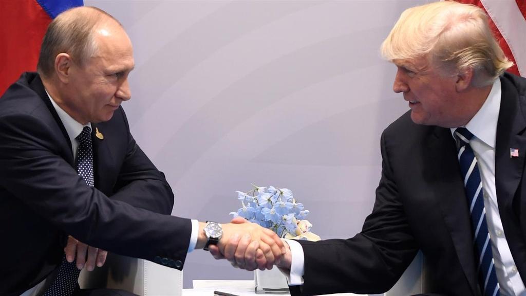 Putin - Trump: 'Gau xam' va 'Dai bang' trong moi quan he bang gia hinh anh 2