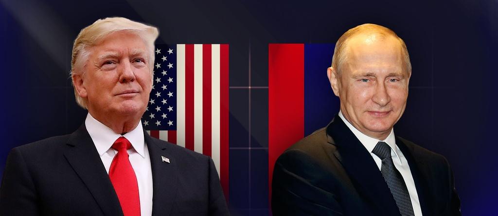 Putin - Trump: 'Gau xam' va 'Dai bang' trong moi quan he bang gia hinh anh 1