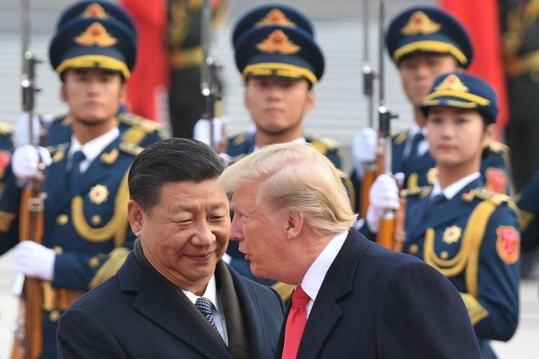 Trump tham Trung Quoc anh 5