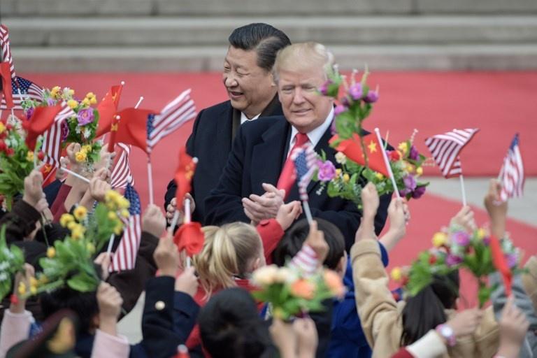 Trung Quoc don Trump bang nghi le dac biet nhat trong gan 70 nam hinh anh 7