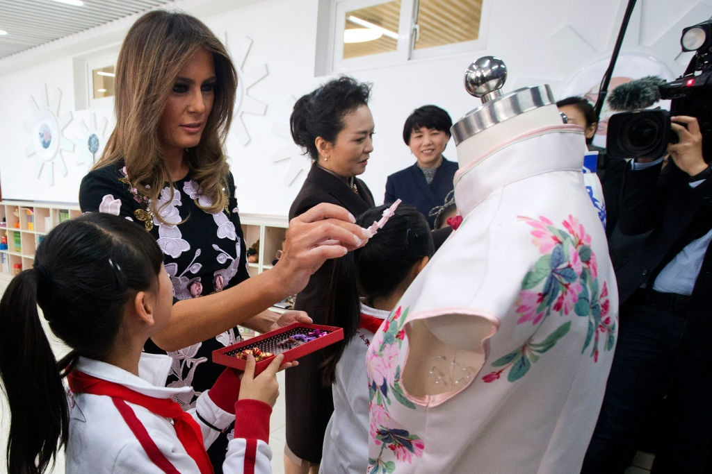 Trump tham Trung Quoc anh 7