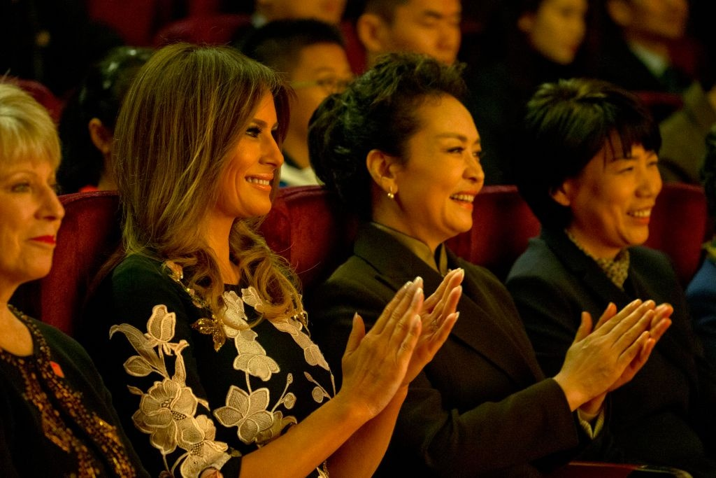 Trump tham Trung Quoc anh 8