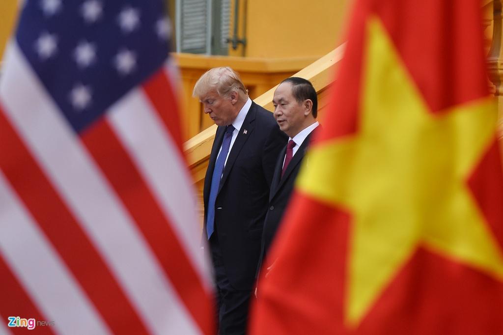 3 ngay cua Tong thong Trump va 'dieu ky dieu Viet Nam' hinh anh 18