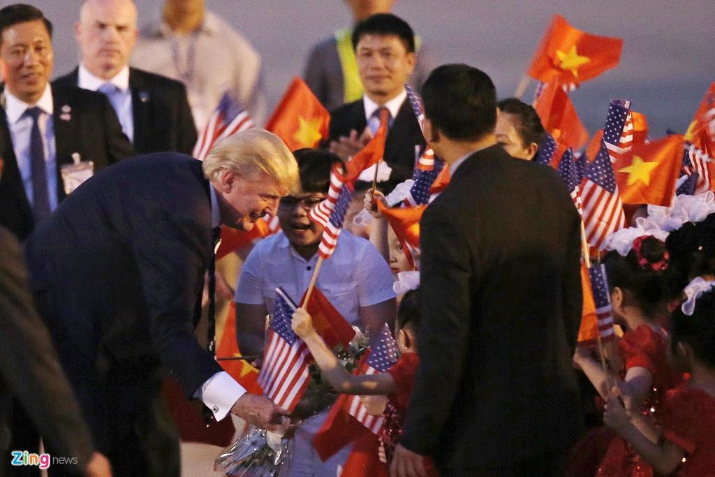 3 ngay cua Tong thong Trump va 'dieu ky dieu Viet Nam' hinh anh 12