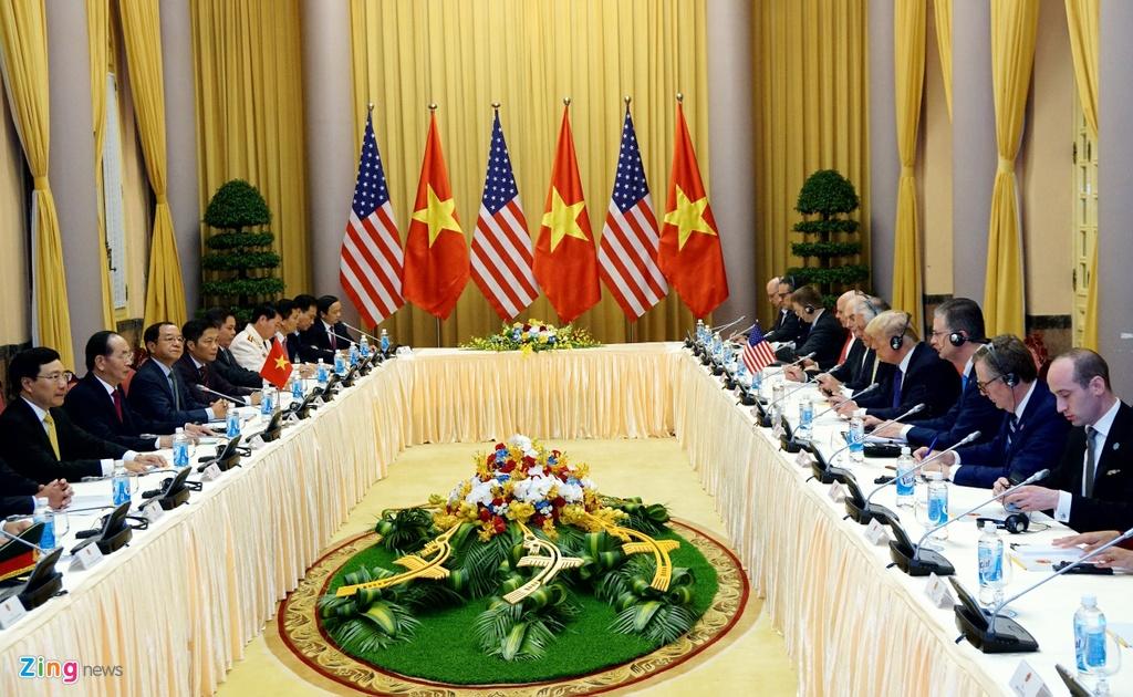 3 ngay cua Tong thong Trump va 'dieu ky dieu Viet Nam' hinh anh 17