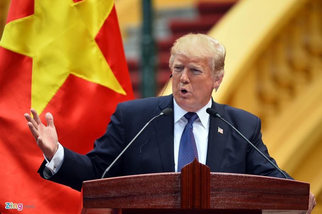 3 ngay cua Tong thong Trump va 'dieu ky dieu Viet Nam' hinh anh 19