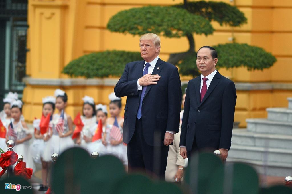 3 ngay cua Tong thong Trump va 'dieu ky dieu Viet Nam' hinh anh 16