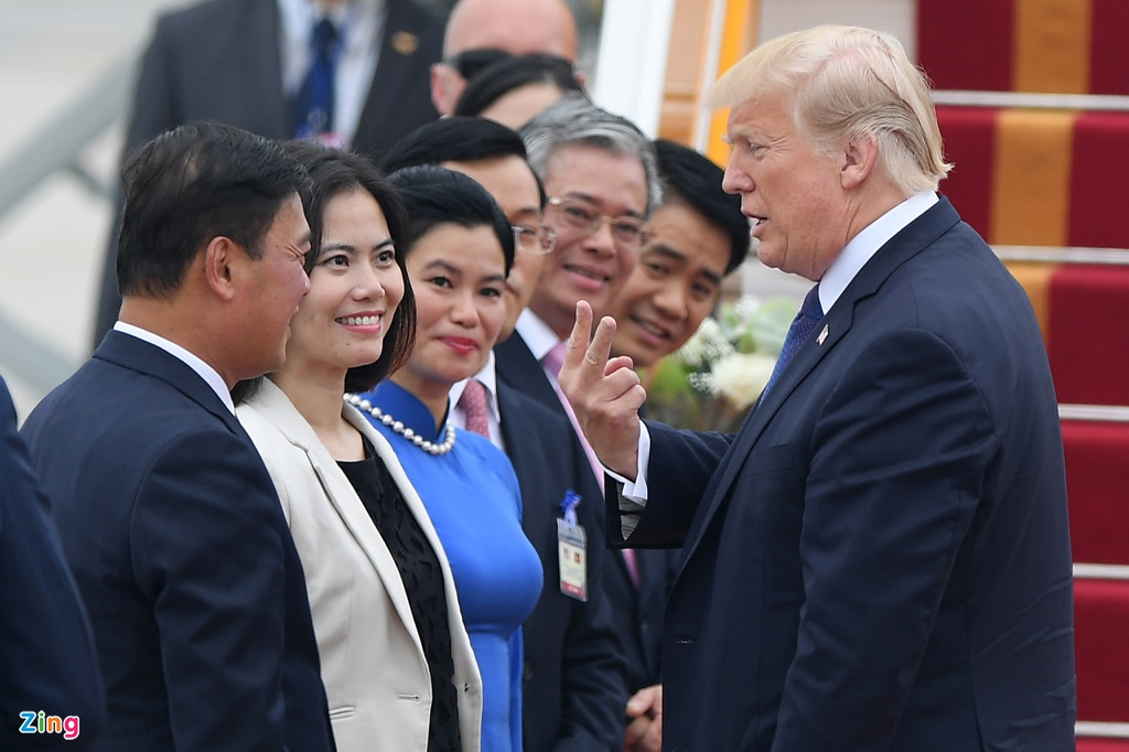 3 ngay cua Tong thong Trump va 'dieu ky dieu Viet Nam' hinh anh 23