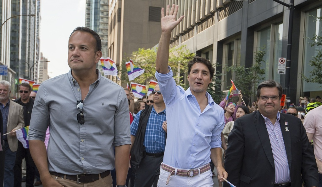 Thu tuong Trudeau anh 3