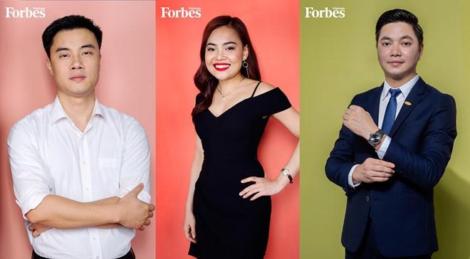 30 under 30,  Forbes Viet Nam,  startup,  startup Viet anh 4