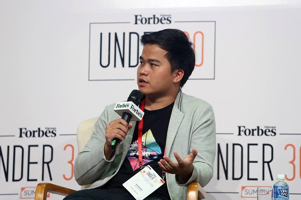 30 under 30,  Forbes Viet Nam,  startup,  startup Viet anh 2