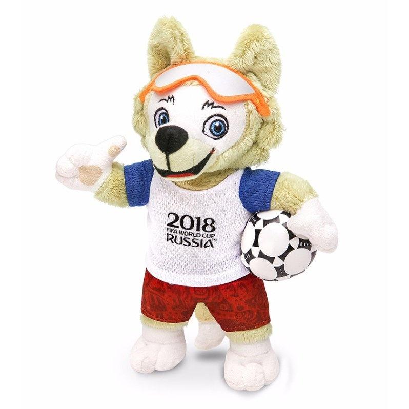 Soi bong Zabivaka chay hang truoc dem World Cup khai mac hinh anh 3