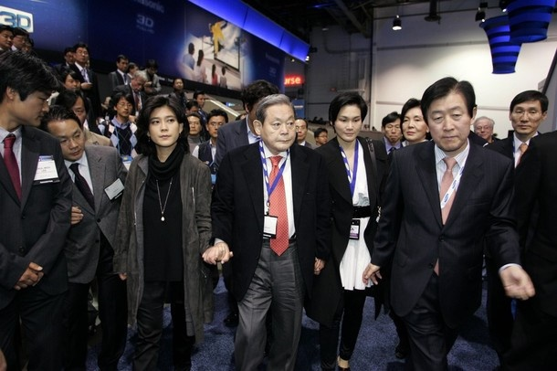 Bao nhieu nguoi thuoc gia toc Samsung la ty phu Han Quoc 2018? hinh anh 8