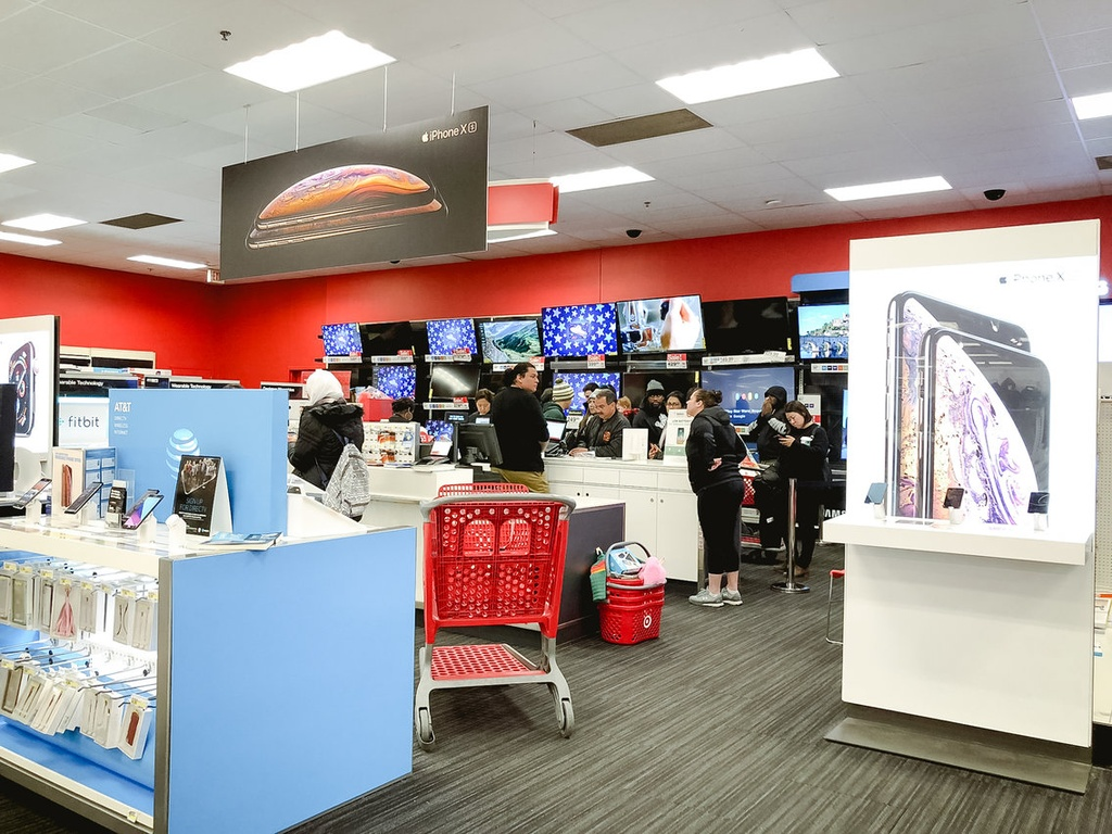 Best Buy,  Target vang tanh ngay Black Friday o My anh 19