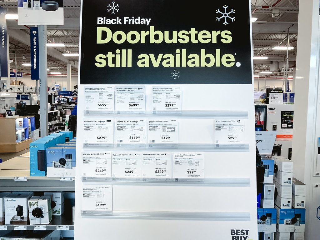 Best Buy,  Target vang tanh ngay Black Friday o My anh 3