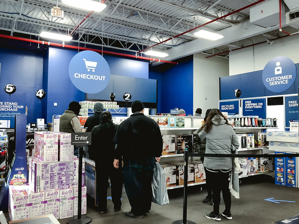 Best Buy,  Target vang tanh ngay Black Friday o My anh 11