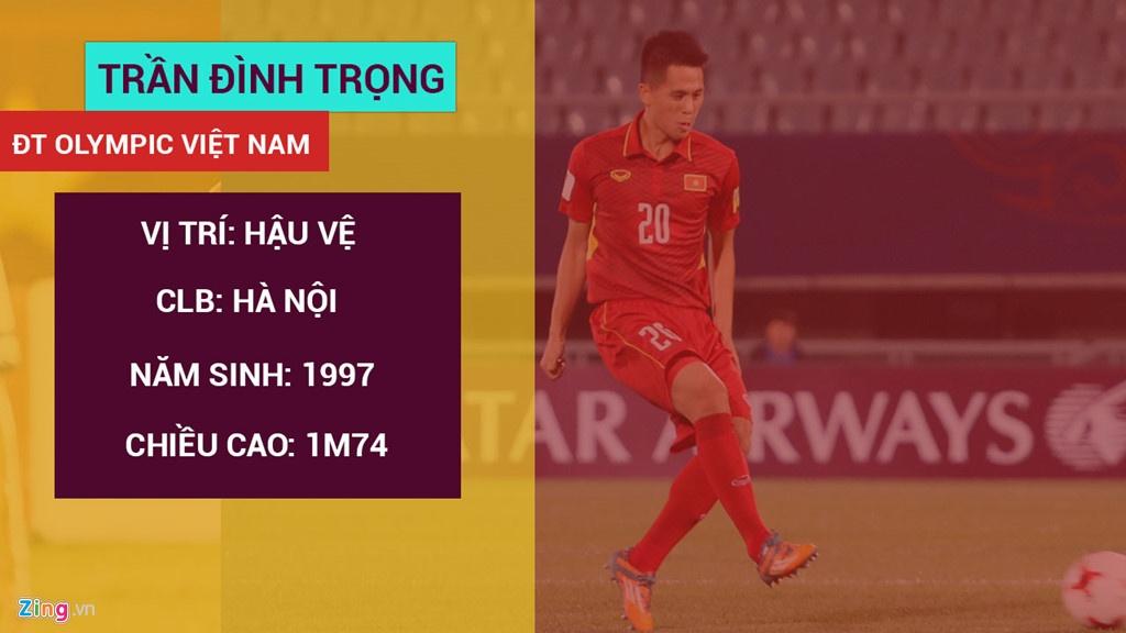 'Chuyen gia kem Tay' Dinh Trong tro lai doi hinh Olympic Viet Nam hinh anh 2