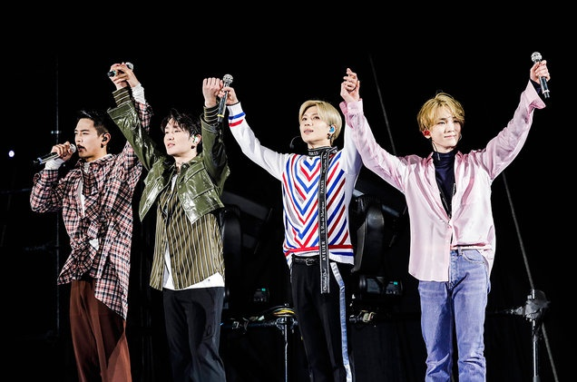 SHINee - 5 artists who will be shining forever