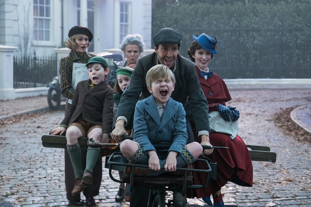 Mary Poppins Return anh 5