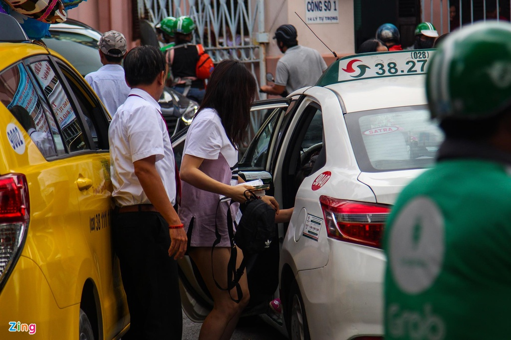 5 diem don taxi co dinh o Sai Gon bi lang quen, hoang phi hinh anh 9