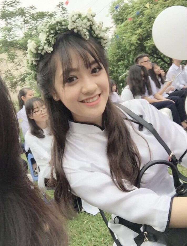 9X Lao Cai thanh hot girl Hoc vien hang khong anh 3