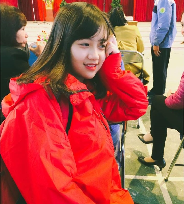 9X Lao Cai thanh hot girl Hoc vien hang khong anh 5